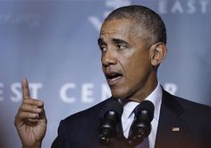 President Obama is disputing a recommendation to change the governance structure…