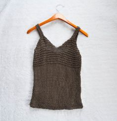 East Knit Top Pattern