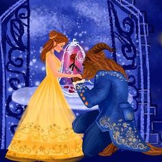 Beauty and the Beast Fanart