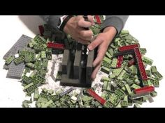 In this tutorial, you will learn how to make sturdy desktop organizers out of concrete by creating moulds using LEGOs. Woodworking Tutorials, Learn Woodworking, Woodworking Patterns, Easy Projects, Craft Projects, Diy For Kids, Crafts For Kids, Used Legos, Beton Diy