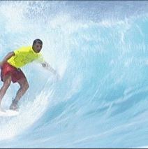 surf in Tahitisurfing, waves, beaches, surfboards, long-board surfing,   http://www.yuusurf.com
