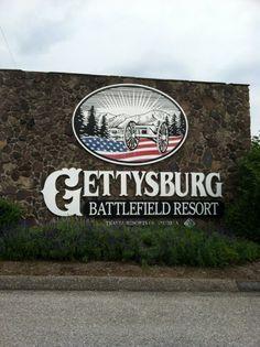 Welcome to gettysburg battlefield resort