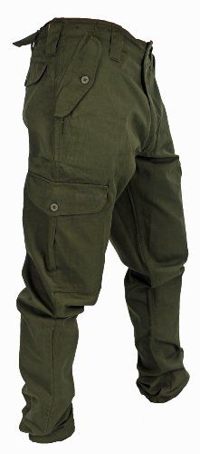 c0ff2cbb04e Mens Army Combat Work Trousers Pants Combats Cargo by WWK   WorkWear King   Amazon.co.uk  Clothing