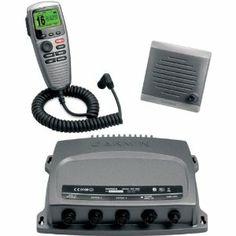 Garmin VHF 300i AIS Waterproof Two-Way Marine Radio by Garmin. $926.99. VHF 300i AIS Marine Radio. Save 23%!