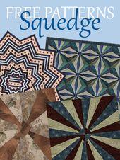 Phillips Fiber Art: Category: Squedge Tools & Patterns