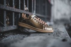 "adidas Stan Smith x Raf Simons ""Metallic Copper"" - EU Kicks: Sneaker Magazine"