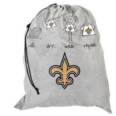 NFL Laundry Bag - New Orleans Saints