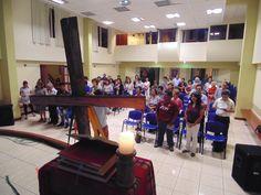 Semana de Oración por la Unidad de los Cristianos 2014. Celebración en la CASA DE LOS FOCOLARES.