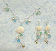 Seashell Jewelry Real Seashells | Calling All Beach Babes!