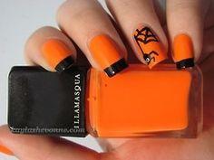 nails nail Halloween Nail Art