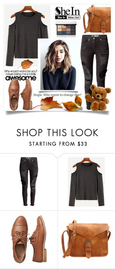 """""""SheIn"""" by ljabii ❤ liked on Polyvore featuring Gap and NARS Cosmetics"""