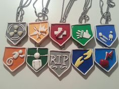Black Ops Zombies Perk Handmade Necklaces PICK ONE
