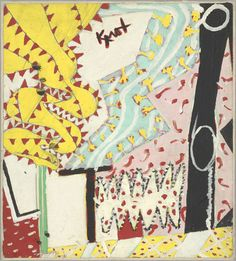 Knox Martin. Still Life, Window. 1987