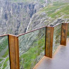 Trollstigplatået by Reiulf Ramstad Architects « Landscape Architecture Works | Landezine