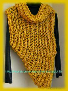 78 Mejores Imagenes De Saco Crochet Patterns Yarns Y Crochet Clothes