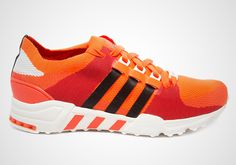 buy online 66b23 35309 adidas Brings Bright Orange Primeknit To The EQT Support  thatdope   sneakers  luxury