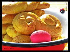 una cucina: Πασχαλινά κουλουράκια με μαστίχα