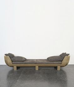"""""""The coolest thing is when you don't care about being cool"""" - RICK OWENS - (Absolute genius: Rick Owens furniture - Double Bubble Sofa)"""