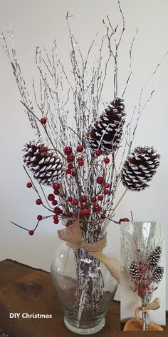 58 Super Easy DIY Christmas Decor Ideas For This Year. DIY Christmas decorations are fun projects to do with your family and friends. At the same time, DIY Christmas decorations will come in handy whe. Outdoor Christmas Tree Decorations, Christmas Centerpieces, Diy Christmas Ornaments, Christmas Projects, Christmas Bulbs, Holiday Decor, Christmas Ideas, Centerpiece Ideas, Magical Christmas