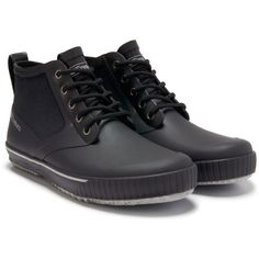 f4294d95c4c mens rain boots worn for walking in the rain and getting wet. Rain Sneakers
