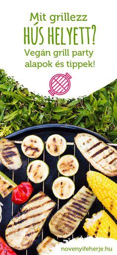 #grill #grillezés #grillparty #vegángrill #vegángrillezés #húsmentes #húshelyett #húshelyettesítő #tippek #útmutató #húsmentesen #zöldségek #gyümölcsök #növényifehérje #vegánfehérje #veganproteintriplex Grill Party, Vegan Grilling, Mint, Vegetarian Barbecue, Vegan Barbecue, Grilling