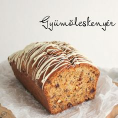 Brimming with fruit bread Fruit Bread, Banana Bread, Recipies, Muffin, Lime, Food, Drink, Christmas, Recipes