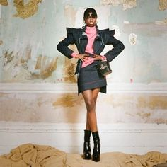 The 10 Best Sustainable Luxury Fashion Brands for 2021 Fashion Brands, Luxury Fashion, Eco Clothing, Slow Fashion, Sustainable Fashion, Sustainability, Leather Skirt, Ready To Wear, Stylish