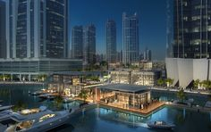 """Dubai City Waterfront - A Dubai City Property Development Guide By John Hill  Referred to as """"The globes biggest beachfront growth on the planets fastest expanding city"""", Dubai Waterfront is a remarkable offering on an inconceivable range."""