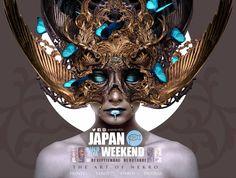Nekro ~ September 30, 1 October #japanweekend