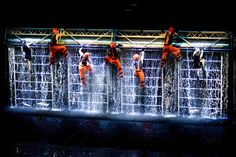 The Aqua Experience | Spectacles uniques | Spectacles | Agence événementielle de spectacle | Agence artistique internationale