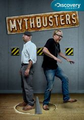 MythBusters. Lala loves this show! What better way to learn a bit of science, get a few giggles, and hear lots of loud noises?