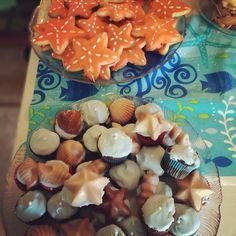 Mermaid beach themed party DIY