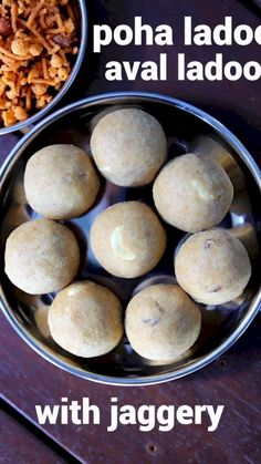 aval laddu recipe, poha laddu, poha ladoo, atukula laddu with step by step photo/video. traditional and authentic sweet made for krishna janmasthami. Indian Dessert Recipes, Sweets Recipes, Cooking Recipes, Indian Recipes, Cooking Icon, Indian Sweets, Cooking Gadgets, Steak Recipes, Copycat Recipes
