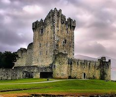 Ross Castle, Killarney, County Kerry, Ireland - Beautiful Castles Around the World | Travel + Leisure