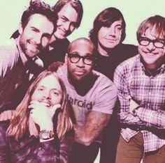James, PJ, Mickey, Matt, Sam, & Adam.