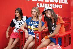 Por Dentro... em Rosa: Camisetas mais curtas : t-shirts : Verão 2015