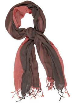 6dc00f976937 LOVE this scarf- very versatile, perfect amount of pink Fashion Identity,  Cute Scarfs
