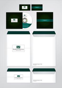 Identidade Visual - Advocacia versão 2
