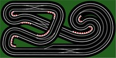 New Digital Track Designs - Page 12 - Tracks & Scenery - SlotForum Slot Car Racing, Slot Car Tracks, Slot Cars, Scalextric Track, Electric Car, Buffalo, Scenery, Digital, Projects