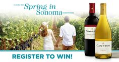Answer today's trivia question to enter for a chance to win a weekend getaway in Sonoma, California! Unlock exclusive Spring recipes and entertaining tips to earn sweepstakes entries!