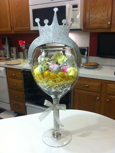Bachelorette party idea! Panties in a cup