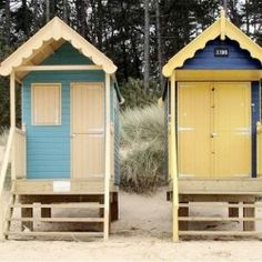 A collection of the Best tiny summer cottages!