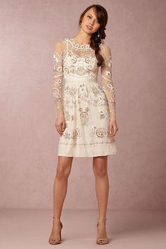 Garden Scatter Dress in Bridal Party & Guests Partygoers at BHLDN