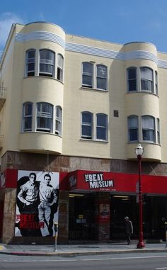 The Beat Museum | Travel | Vacation Ideas | Road Trip | Places to Visit | San Francisco | CA | Literary Place | Museum | Offbeat Attraction