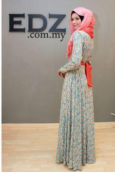 Best news for fashion Shawl Cardigan, Floral Print Maxi Dress, Hijab Dress, Fashion Company, Summer Dresses, Formal Dresses, Modest Fashion, Vintage Inspired, Floral Prints