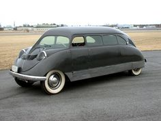 Stout Scarab (1935) The first minivan in the world)