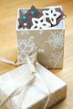 Pretzel Bark for Christmas