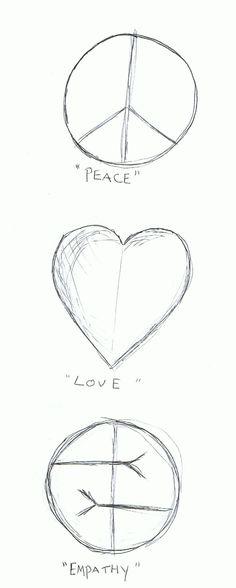 empathy symbol tattoo - Google Search
