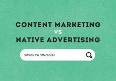 Content Marketing Vs. Native Advertising - https://www.mmweb.works/content-marketing-vs-native-advertising/