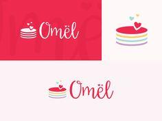 Cute logo for local cake shop Dk Logo, Cupcake Logo, Wine Logo, Free Printable Flash Cards, Memory Games For Kids, Branding, School Logo, Best Logo Design, Mosaic Patterns